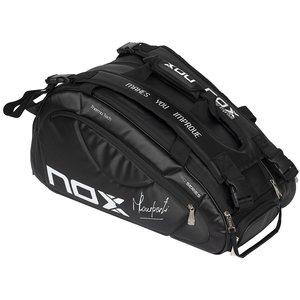 Nox Nox padel bag mauperti black
