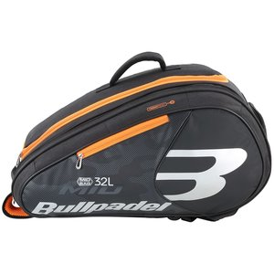 Bullpadel Bullpadel BPP-20002 Padelväska Medium Svart / Orange