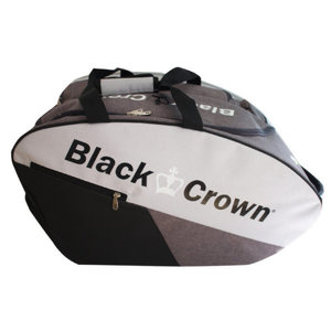 Black Crown Black Crown Padel Tas Zwart / Grijs