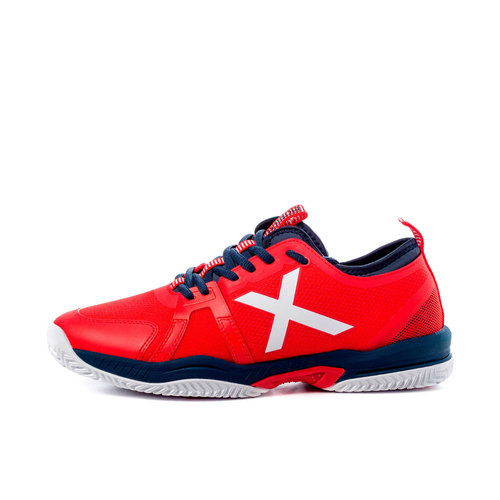 Munich Munich Oxygen Red Padel Shoes