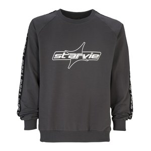 Starvie Starvie Sweatshirt Art Grey