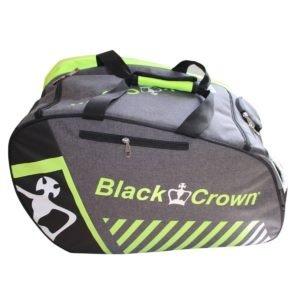 Black Crown Black Crown Bolsa de Padel Grey / Yellow