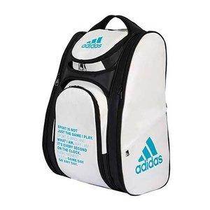Adidas Adidas Multigame Padel Tas Wit / Blauw