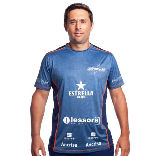 "Starvie Starvie Matias ""The Warrior"" Diaz T-shirt"
