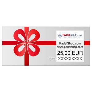 Presentkupong PadelShop