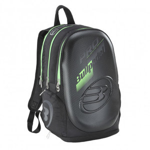 Bullpadel Bullpadel BPM-20001 Tech 005 Black Green Padel Backpack