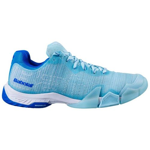 Babolat Babolat Jet Premura Women Blue Stream Padel Shoes