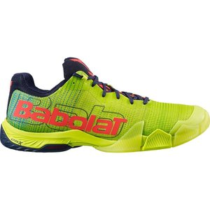 Babolat Jet Premura Men Sulphur Spring / Black Padel Shoes