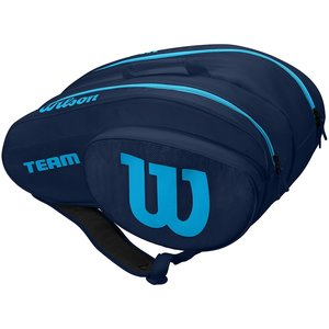 Wilson Wilson Team Padel Bag Navy Blue