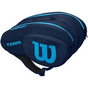 Wilson Wilson Team Padelväska Navy Blue