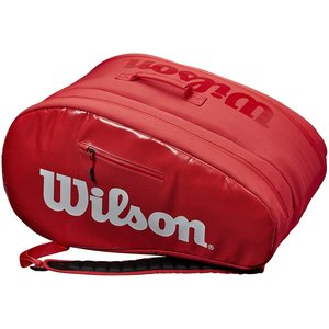 Wilson Wilson Super Tour Padel Bag Red