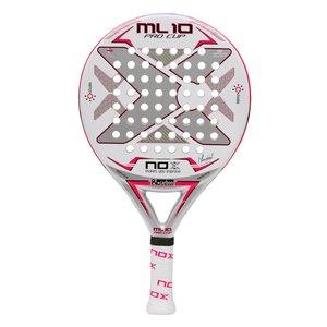 Nox Pala de pádel ML10 Pro Cup Plata