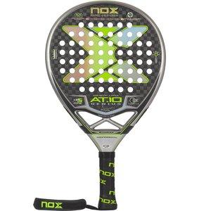 Nox AT10 Luxury Genius Arena Augustín Tapia's Padel Racket 2021