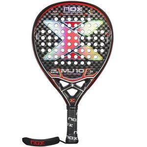 Nox MJ10 Luxury von Majo Sánchez Alayeto Padel Racket 2021