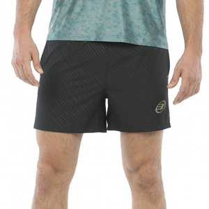 Bullpadel Bullpadel Usert Black Padel Shorts
