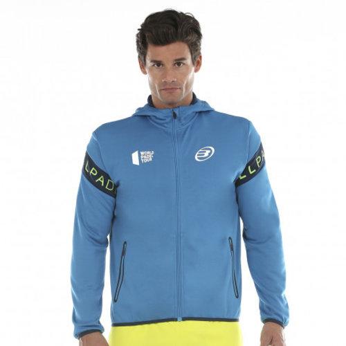 Bullpadel Bullpadel Snag Blue Padel Sweatshirt