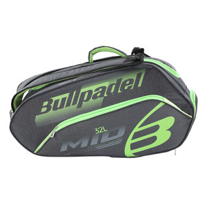 Bullpadel Bullpadel BPP-20007 Mid Capacity Black Racket Bag 2020
