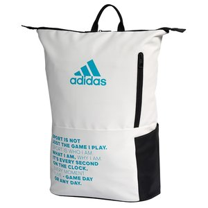 Adidas Back Pack Multigame White