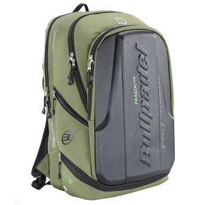 BullPadel Tech Backpack Green 2021
