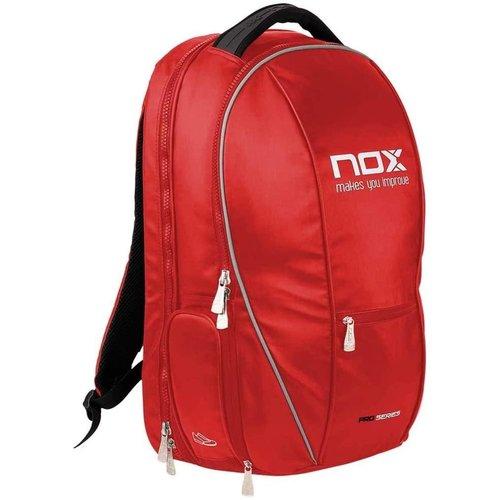 Nox Pro Series Red Backpack