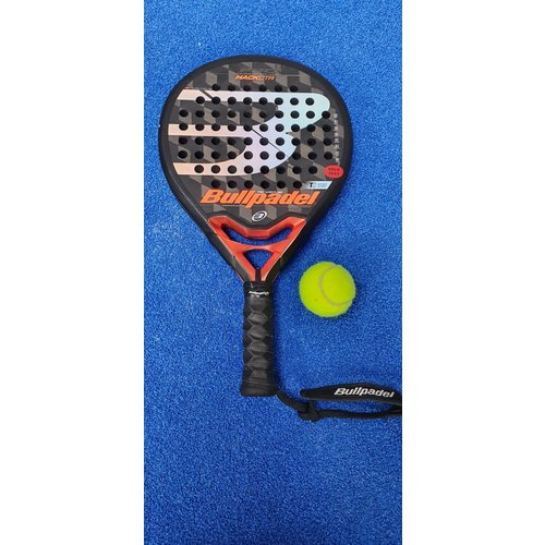 BullPadel Hack Control - Ex Test Racket