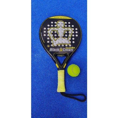 Black Crown Piton 7.0 Soft - Ex Test Racket