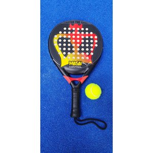 Black Crown Masai Control - Ex Test Racket