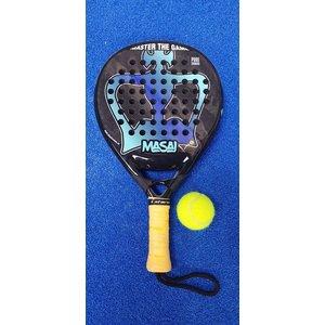 Black Crown Masai - Ex Test Racket