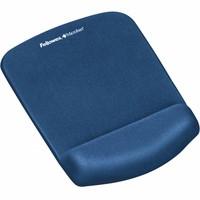Fellowes PlushTouch™ polssteun toetsenbord blauw