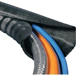 Twist-In zelfsluitende kabelgeleider en beschermkous