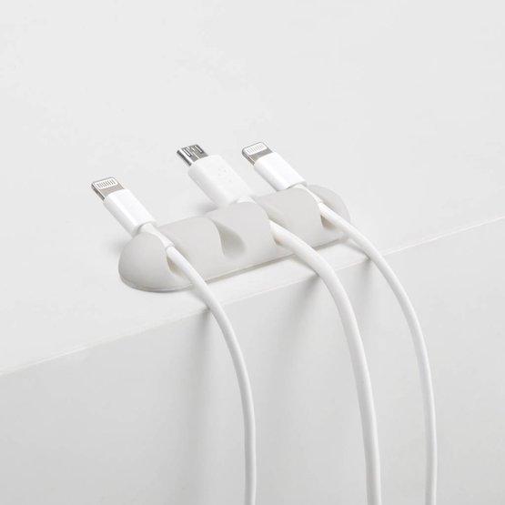 Bluelounge CableDrop Multi kabelklem wit (2 per pakje)