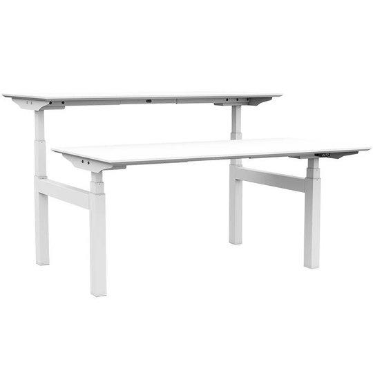 ROL Ergo Professional duo 65-130 cm elektrisch zit/sta bureau incl. gratis montage