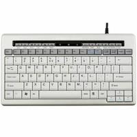 BakkerElkhuizen S-board 840 compact toetsenbord met USB Hub Azerty BE
