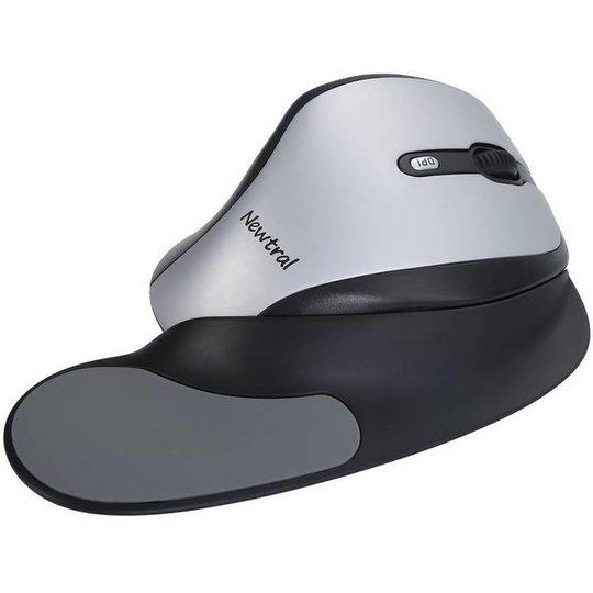 Microtouch Newtral 2 draadloze rechtshandige ergonomische muis