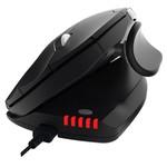 Contour Unimouse bedrade rechtshandige ergonomische muis