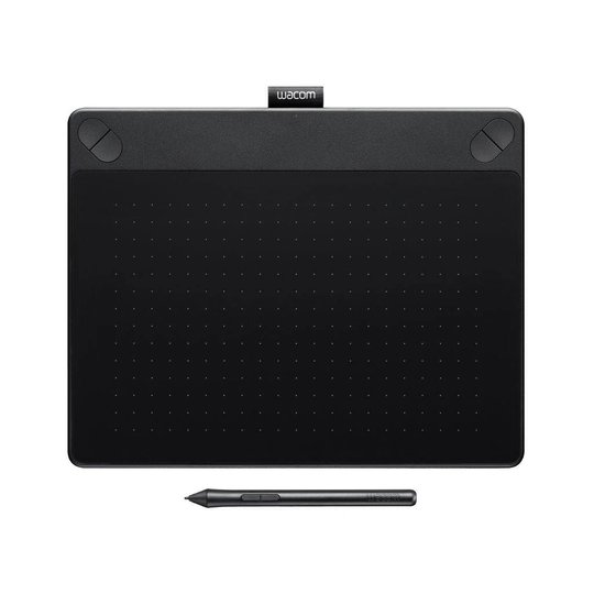 Wacom Intuos 3D Pen & Touch Medium Black tekentablet