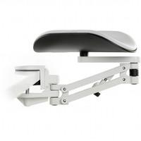 Fellowes I-Spire Series flexibele polssteun voor toetsenbord wit