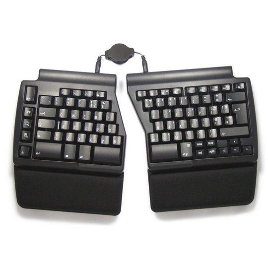 Matias Ergo Pro programmeerbaar gesplitst toetsenbord voor PC