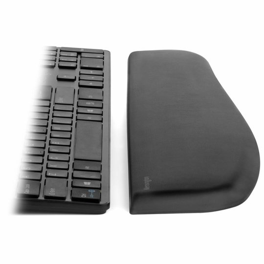 Kensington ErgoSoft™ Polssteun voor plat toetsenbord