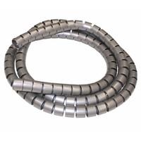 KlipZ zelfklevende kabelklem zilvergrijs