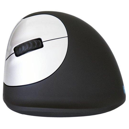 HE Mouse draadloze linkshandige ergonomische muis