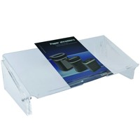 DESQ 1537 Monitorstandaard Acryl
