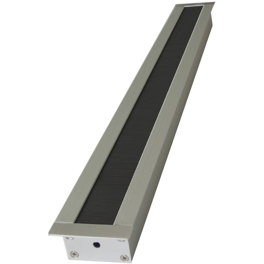 Aluminium Kabeldoorvoer met rechte hoeken smal