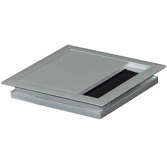 Aluminium Kabeldoorvoer square M - 100 x 100 x 13 mm