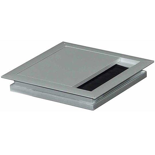 Aluminium Kabeldoorvoer square L