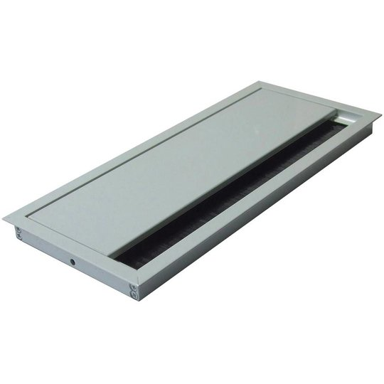 Rectangle S Aluminium Kabeldoorvoer