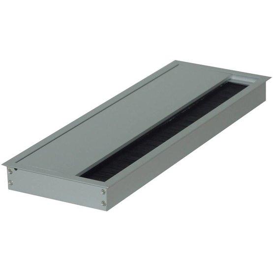 Rectangle XL Aluminium Kabeldoorvoer - 120 x 450 x 25 mm