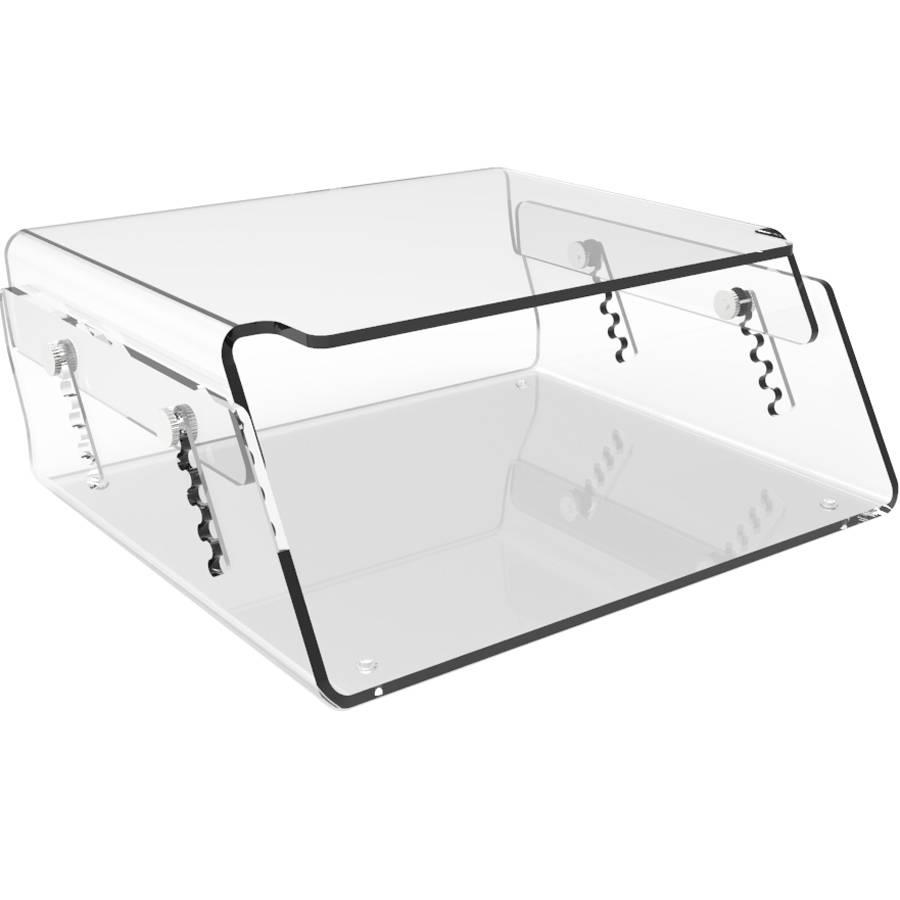 Crystal verstelbare monitorstandaard