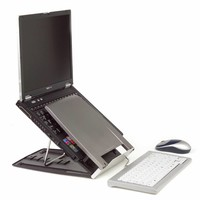 "BakkerElkhuizen Ergo-Q 330 laptopstandaard 12""-17"""