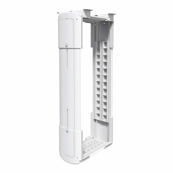 Dataflex Viewlite CPU Houder voor grote computers wit - 35.200
